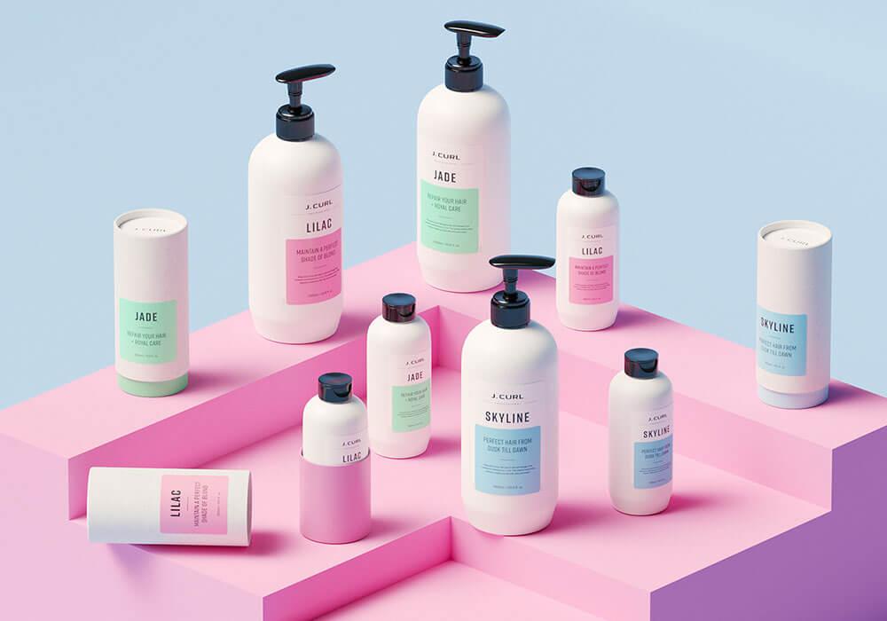 طراحی محصولات بهداشتی آرایشی