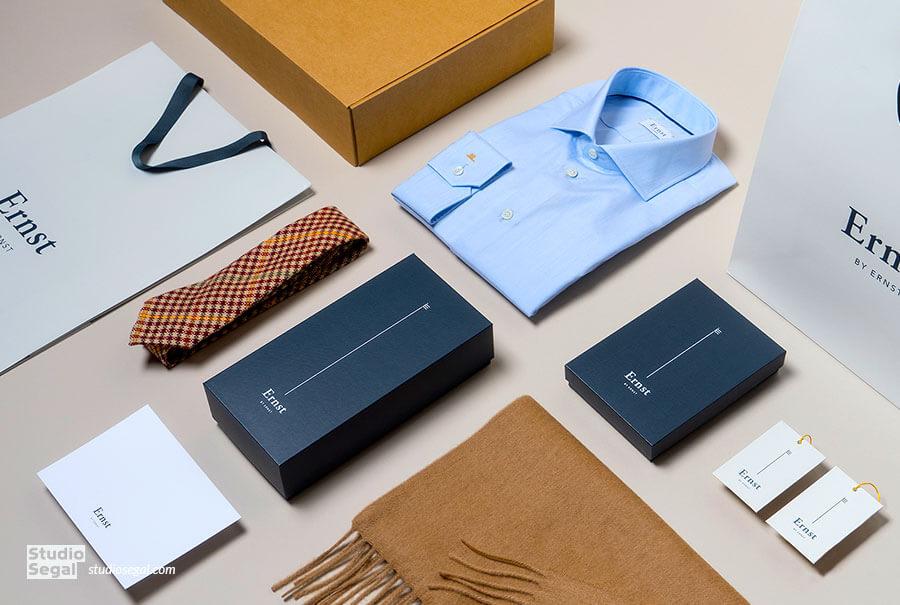 صول طراحی بسته بندی لباس برای آقایان