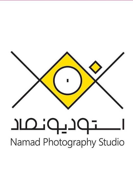 طراحی لوگوتایپ استودیو عکاسی