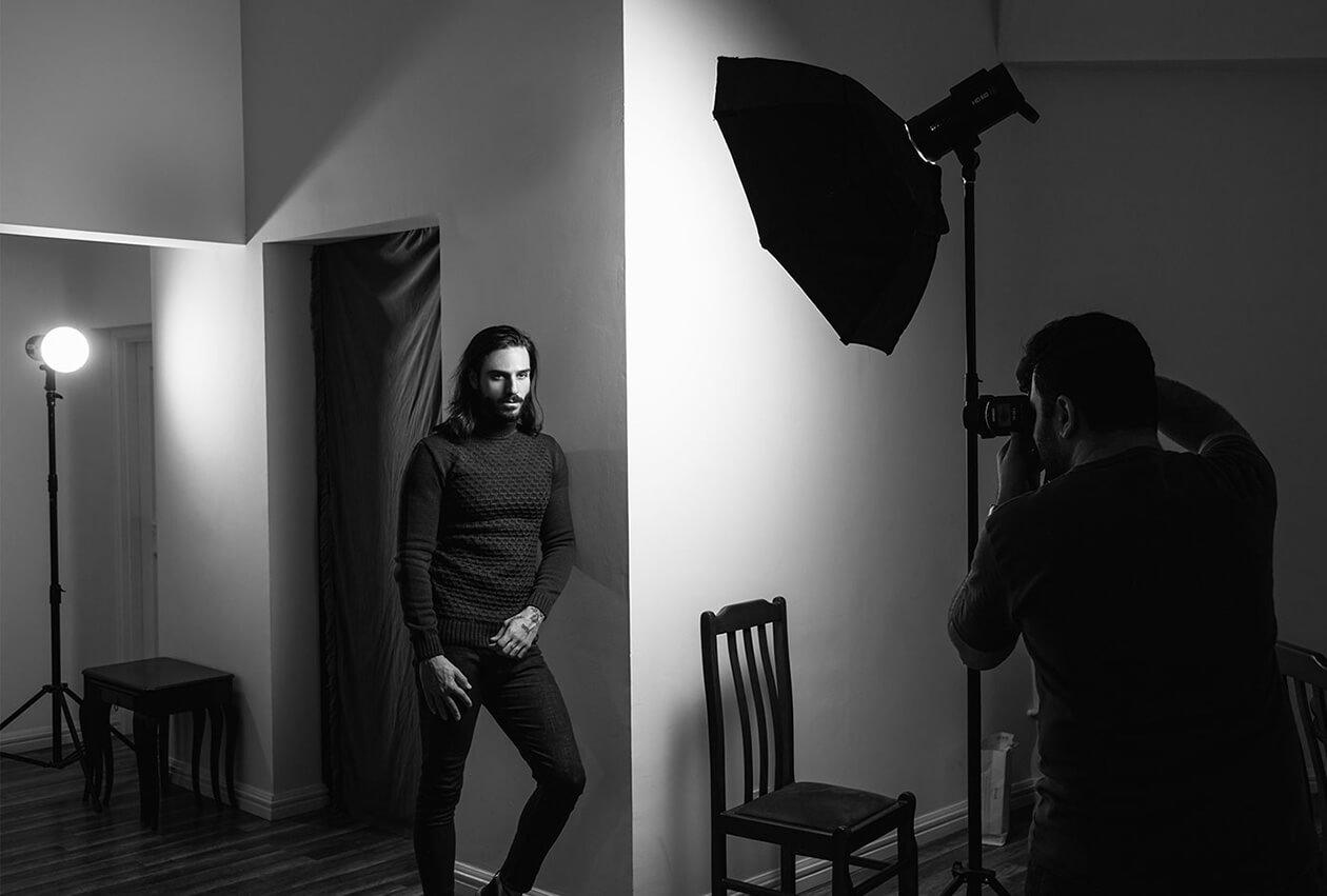 عکاسی فشن و مدلینگ
