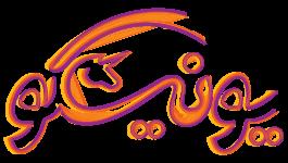 لوگو تایپ فارسی فروشگاه اسباب بازی یونیکو