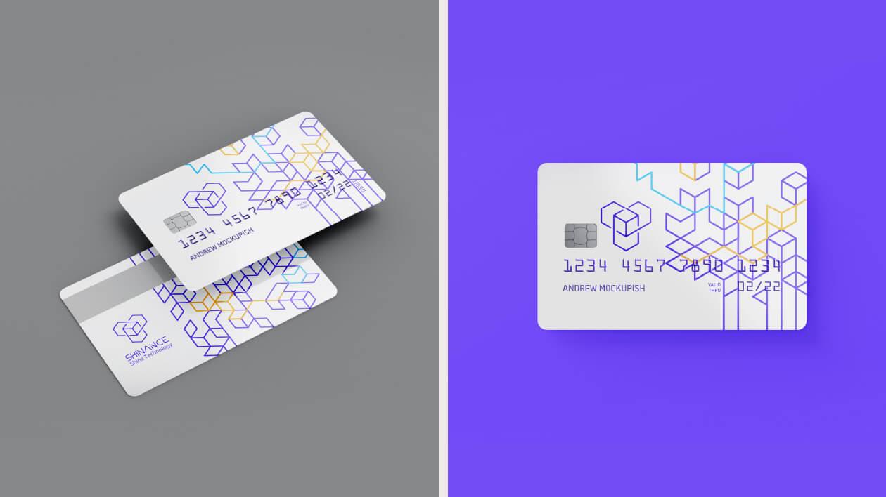 طراحی اقلام هویت بصری برند شینانس